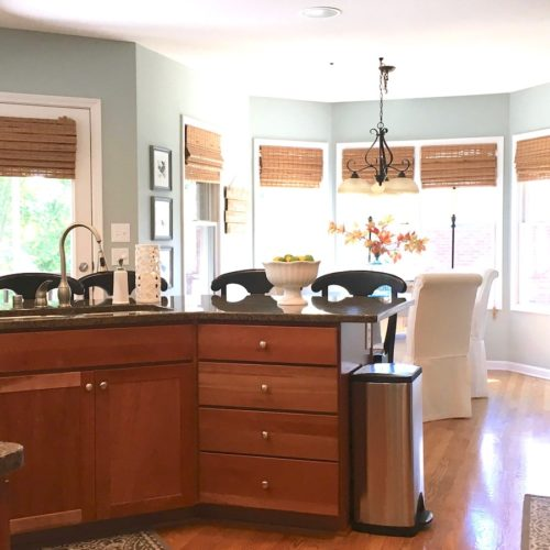 A Timeless Budget-Friendly Kitchen Makeover