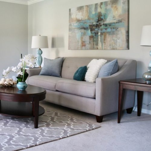 Vacant Staging and Color Consultation