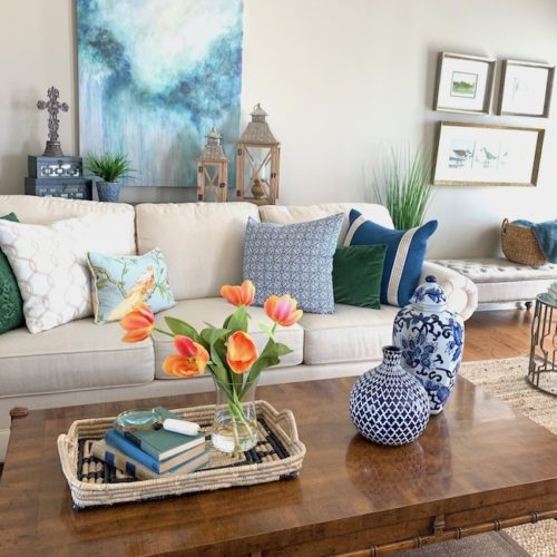 8 Ways to Decorate for Spring with a Fresh Color Palette