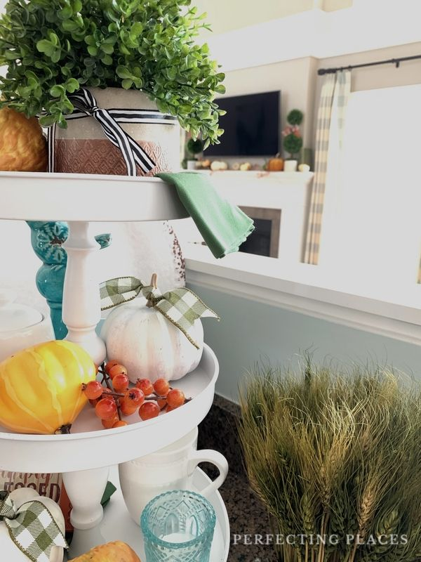 Fall Home Tour in the Kitchen