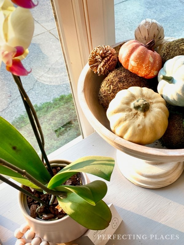 Fall Home Tour - Fall Decorating Ideas