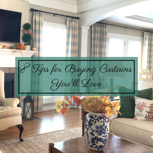 8 Tips for Buying Curtains You'll Love