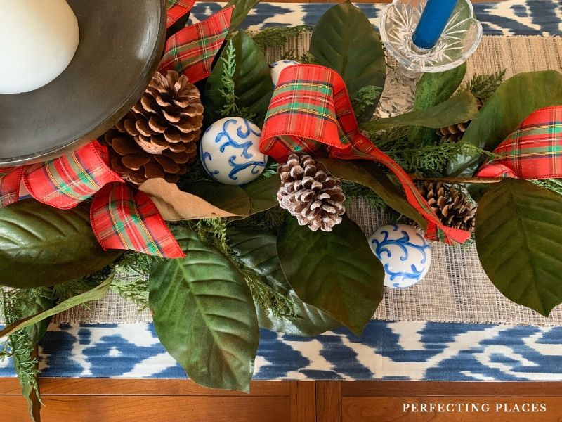 Christmas Centerpiece Perfecting Places